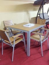 Bộ bàn ghế composite, Bàn cafe GHS-4151