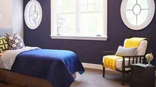 Biến bức tường nhà bạn trở thành điểm nhấn cho gian phòng