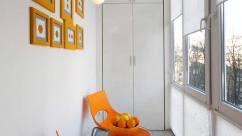 Biến căn hộ nhỏ trở nên ấn tượng từ màu của nắng