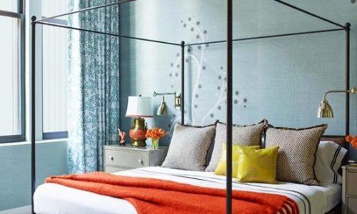 Cách phối màu lý tưởng cho phòng ngủ