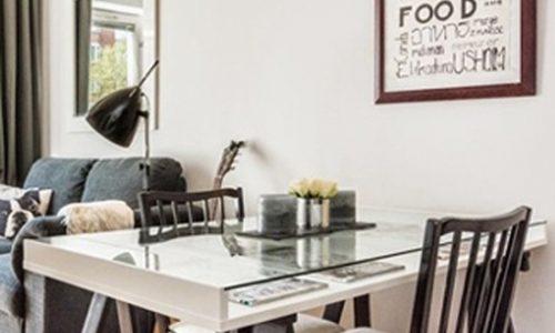 Thiết kế thông minh và đơn giản cho căn hộ 31m2