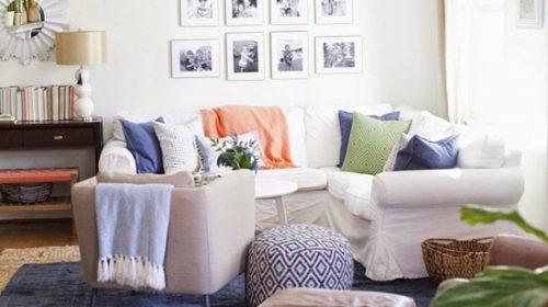 10 gợi ý giúp bạn trang trí nội thất nhà đẹp