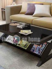 Bàn trà hình chữ Z gỗ tự nhiên GHS-4207