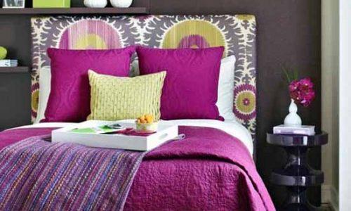 Sáng tạo không gian phòng ngủ với 5 màu sáng xám