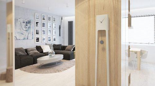 Thiết kế nội thất nhẹ nhàng dành cho cô nàng độc thân (p1)