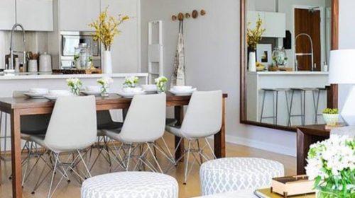 Thiết kế nội thất phù hợp với không gian nhà nhỏ