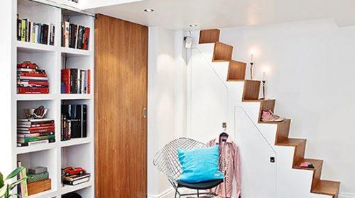 Tông màu ấm cúng cho căn hộ nhỏ