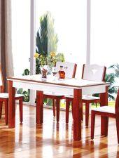 Bộ bàn ăn hiện đại phong cách Bắc Âu GHS-4335