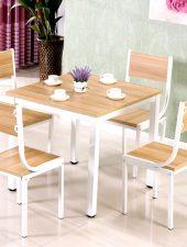 Bộ bàn ăn giá rẻ gỗ công nghiệp GHS-4316
