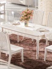 Bộ bàn ăn hiện đại phong cách Bắc Âu GHS-4328