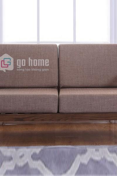 Bộ Sofa Gỗ Sồi Bộ Sofa Hiện đại Ghs 8118
