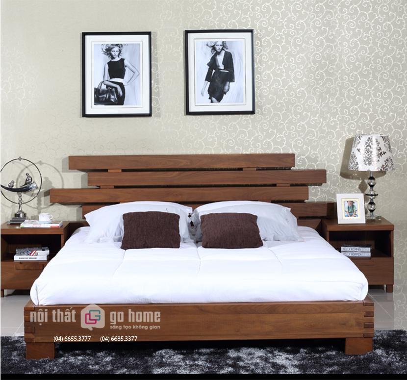 giường ngủ GHS- 976