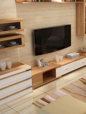 Kệ tivi gỗ công nghiệp modul tùy chỉnh kích thước GHS-379