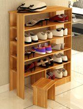 Mẫu tủ giầy hiện đại gỗ công nghiệp GHS-5230