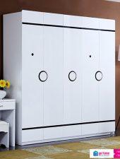 Tủ đựng quần áo gỗ công nghiệp đẹp GHS-5189
