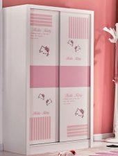 Tủ đựng quần áo cho bé cửa lùa GHS-5195