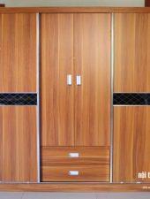 Tủ quần áo gỗ công nghiệp cửa trượt GHS-5164