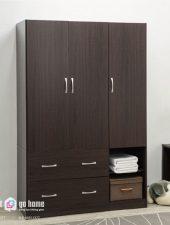 Mẫu tủ quần áo đẹp gỗ công nghiệp hiện đại GHS-5174