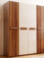 Tủ đựng quần áo giá rẻ cánh mở GHS-5204