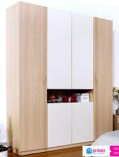 Tủ quần áo giá rẻ hiện đại gỗ công nghiệp GHS-5205