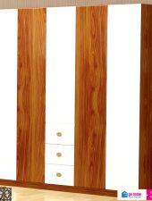 Tủ gỗ đựng quần áo hiện đại gỗ công nghiệp GHS-5206
