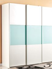Tủ gỗ đựng quần áo 3 cánh lùa hiện đại GHS-5215