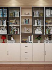 Tủ sách lớn, tủ văn phòng GHS-2107