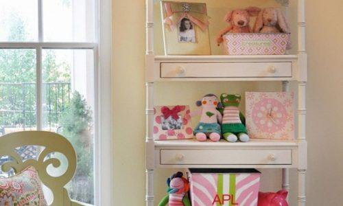 3 tiêu chí lựa chọn giá sách gỗ cho bé