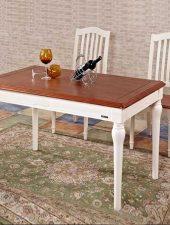 Bàn ghế ăn gỗ tự nhiên phong cách hiện đại GHS-4364