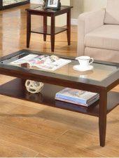 Bàn trà gỗ phong cách Bắc Âu GHS-4371