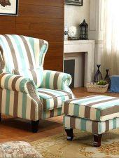 Mẫu ghế sofa đơn cao cấp GHS-8144
