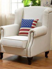 Ghế sofa phòng ngủ đẹp GHS-8145