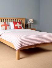 Giường gỗ đẹp, giường ngủ tự nhiên GHS-985