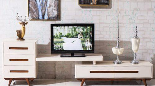 Lưu ý khi chọn mua kệ tivi gỗ công nghiệp cho phòng khách