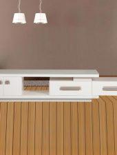 Kệ tivi gỗ phòng khách hiện đại GHS-380