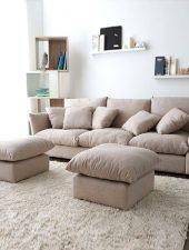Mẫu ghế sofa đẹp hiện đại GHS-8133