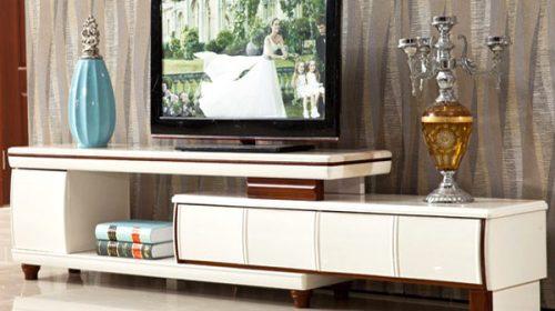 Tham khảo mẫu kệ tivi gỗ sang trọng cho gia đình bạn