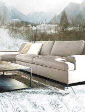 Mẫu sofa đẹp bọc nỉ cao cấp GHS-8193
