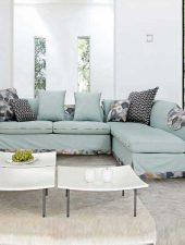 Sofa giá rẻ Hà Nội góc L lớn GHS-8164