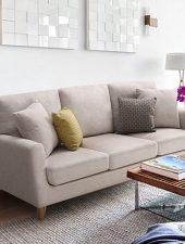 Sofa phòng khách giá rẻ hiện đại GHS-8168
