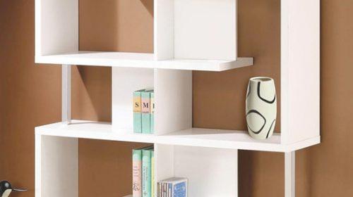 Giá sách treo tường nội thất  - thật giả lẫn lộn