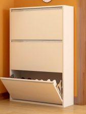 Tủ để giày dép bằng gỗ thông minh GHS-5346