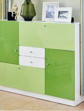 Tủ dép gỗ công nghiệp đẹp GHS-5369