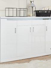 Tủ giầy gỗ công nghiệp giá rẻ GHS-5380