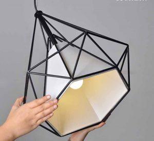 Đèn kim cương - GHO-219-đường kính 25cm 1