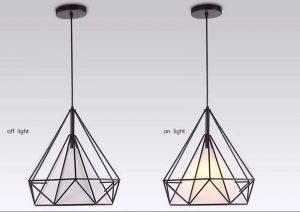 Đèn kim cương - GHO-220-đường kính 38cm 5