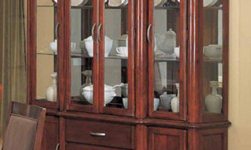 Mẫu tủ rượu gỗ giúp không gian thêm sang trọng