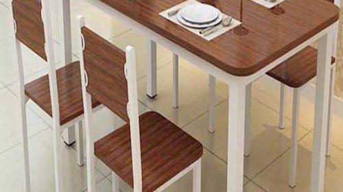 Lưu ý khi muốn mua bàn ăn gỗ công nghiệp có chất lượng