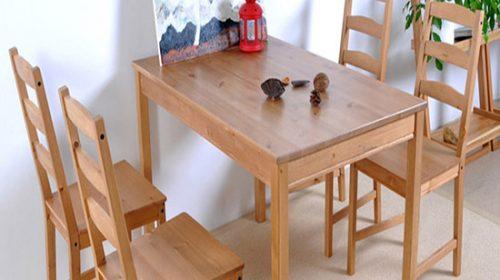 Các mẫu bàn ăn đẹp cho gia đình với giá cả hợp lý