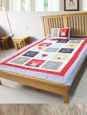 Giường ngủ gỗ sồi xuất khẩu hàng tồn dư GHC-901